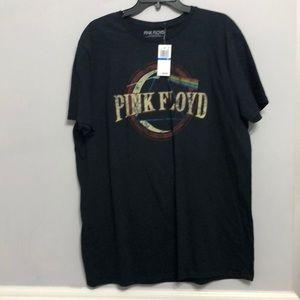 Pink Floyd 🌈 Black T-shirt Size XL
